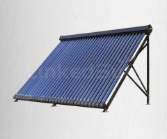 Evacuated Tube Heat Pipe Solar Collectors