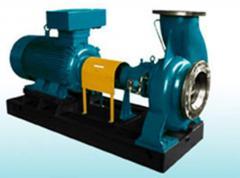 CZ系列标准化工流程泵