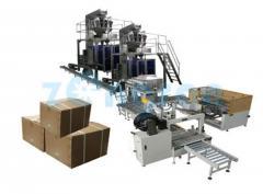 自动理包装箱线 - LB450/2