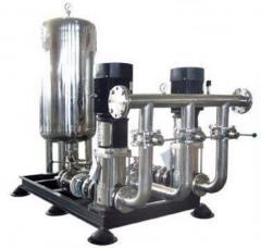 上海一泵-生活恒压变频供水设备