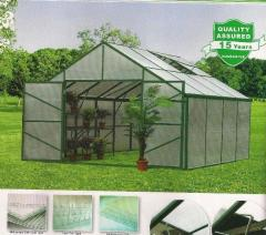 Greenhouses for cottages