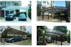 Pergol awnings