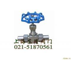 外螺纹针型阀j23w-320p