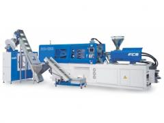 Multi-Loop High Speed Injection Molding Machine