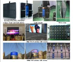 Ultra Slim LED Screen From Dicolor