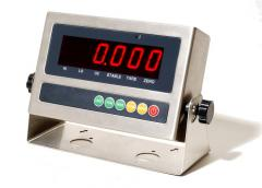Weight measuring equipment