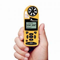 Digital anemometers