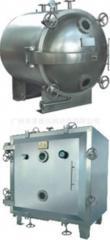 Electrovacuum dryers