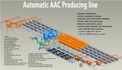 加气混泥土生产线(AAC)
