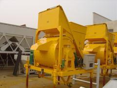 Single Shaft Concrete Mixer – 3JSSM350