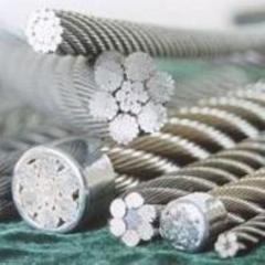 进口不锈钢钢丝绳
