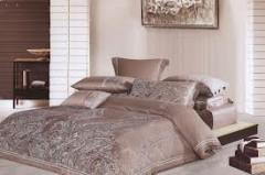 Cotton Embroidery Bedding Set (HY-BTH014)