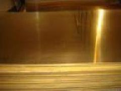 H65无铅黄铜板