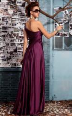 Luxurious evening dress