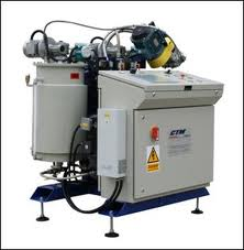 Epoxy mixing machine