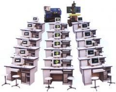 JG-602型 多媒体网络型数控机床机