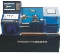 JG-607型 数控车床(透明6135A)综合维修实训装置