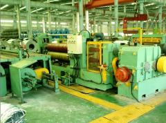 CNC Cut-to-length﹠Slitting Line