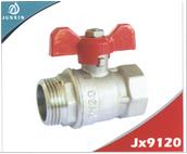 Brass ball valve JX9120