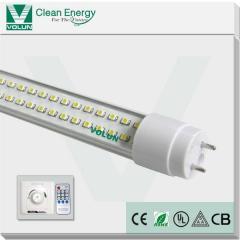 Dimmable T8 led tube light