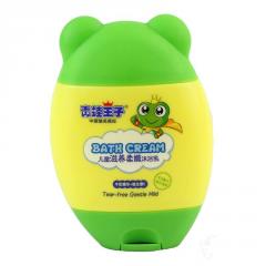 儿童滋养柔嫩沐浴乳