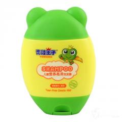 儿童营养亮泽洗发露(蜂蜜)