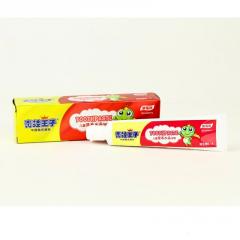 儿童营养水晶牙膏(草莓)