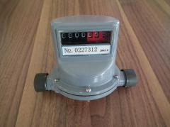 Domestic gas meters
