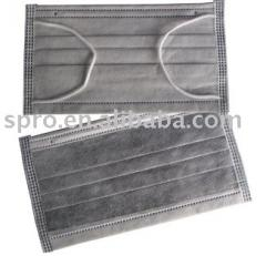 4-ply activated carbon face mask