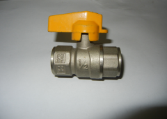 Valves for gas