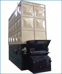Thermal oil boilers