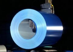 Galvanized steel coils