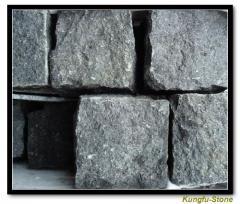 G684 Basalt Cubic Paving Stone