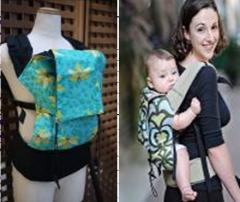 Baby Carrier 2 in 1