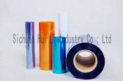 Pharmaceutical PVC film for blister
