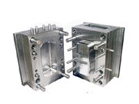 Injection mold sample 01