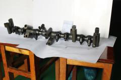 Rocker arm shaft part G2000-1007100C