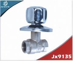 Brass ball valve JX9135 JX91057