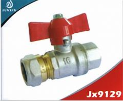 Brass ball valve JX 9128 JX 91035