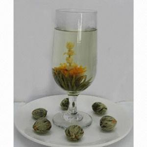Artistic Blooming Tea