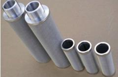 Porous Stainless Steel Sintered Filter Cartridge
