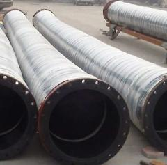 High pressure hoses and hydraulic hoses