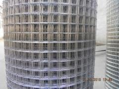 Metal structures with with powder zinc coating