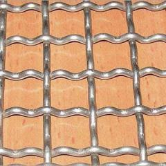 Galvanized fence mesh