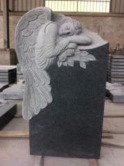 花岗岩墓碑,山西黑墓碑