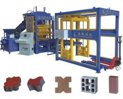 Fufan block making machine