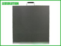 Electronic screens and signal panel on