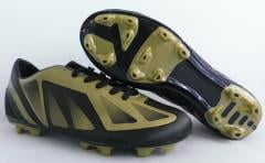 Indoor Outdoor  Soccer Shoes With PU Upper/Rubber