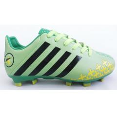 Indoor Outdoor Soccer Shoes With  PU Upper/TPU