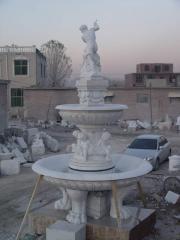 Souvenir marble figurines